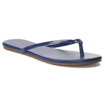 Lc Lauren Conrad Pixii Women's Flip Flops, Size: 7, Blue