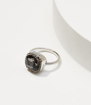 Loft Smoky Cocktail Ring