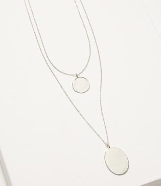 Loft Pendant Layering Necklace Set