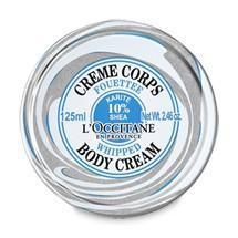 Loccitane Shea Butter Whipped Body Cream