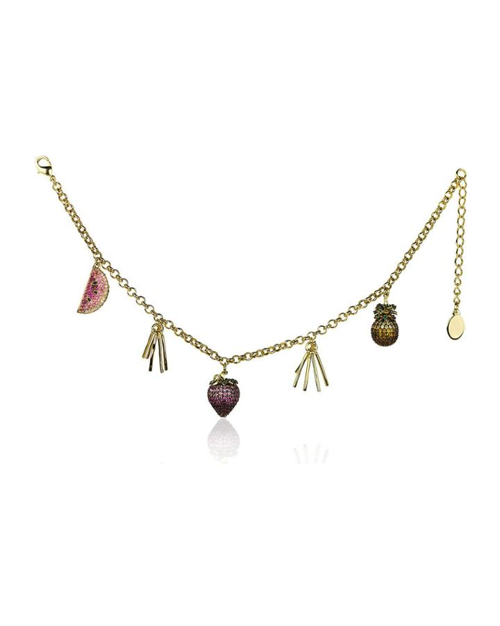 Tropical Charm Anklet
