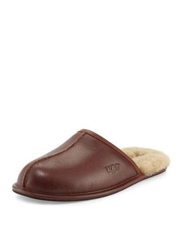Men's Scuff Leather