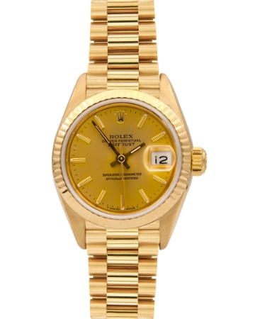 Pre-owned 26mm Presidential Datejust