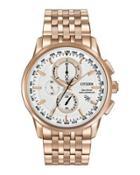 43mm Chronograph Bracelet Watch