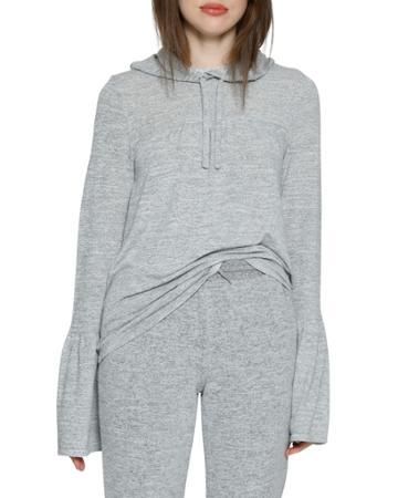Carina Flare-sleeve Pullover Hoodie