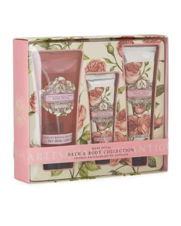 Rose Petal Bath & Body