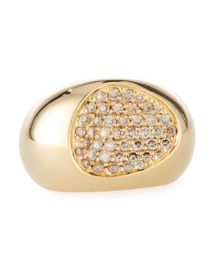 Capriplus 18k Diamond Ring,