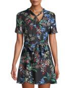 Avalon Floral A-line Dress