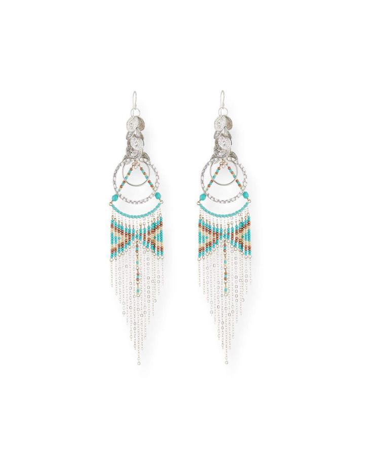 Southwestern Tassel Earrings