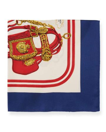 Estate Silk Gala Boston Pocket