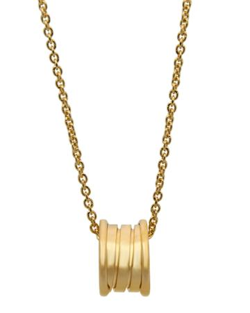 Estate 18k Yellow Gold B.zero1 Necklace