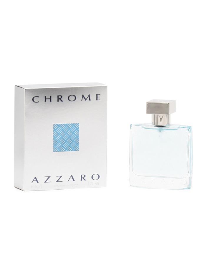 Chrome Men's Eau De Toilette Cologne Spray,