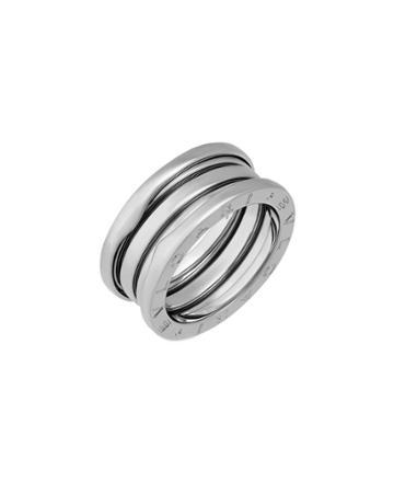 Estate 18k White Gold B.zero1 3-band Ring,