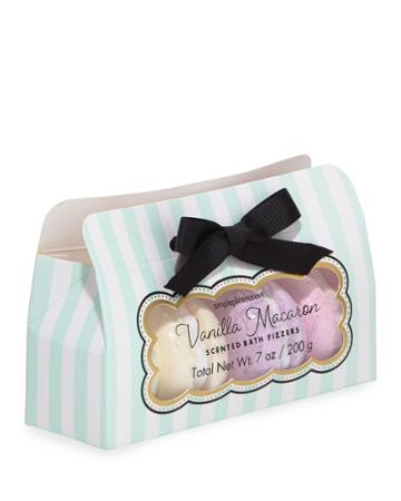 Vanilla Macaron Bath Fizzers,