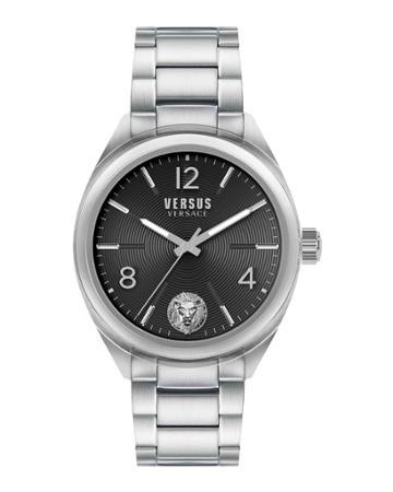 Men's 44mm Guilloche Watch W/ Bracelet