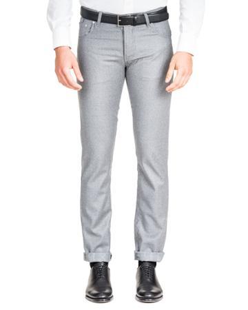 Men's Flannel Straight-leg