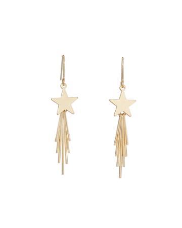 Wishful Shooting-star Earrings