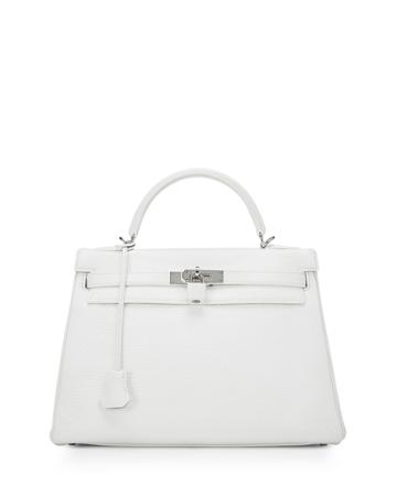 Kelly Clemence Top Handle Bag