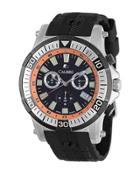 45mm Men's Hawk Chronograph Watch