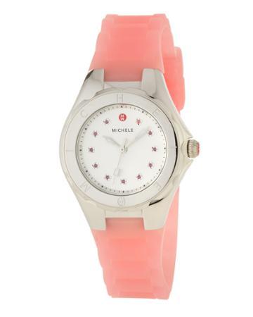 Tahitian Jelly Bean Petite Pink Translucent Watch
