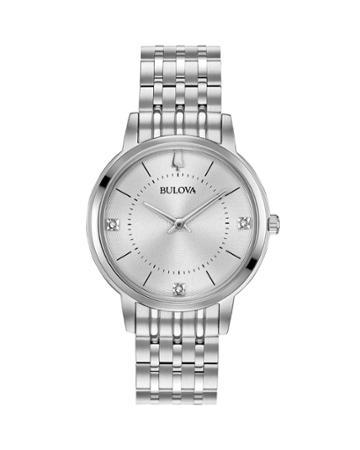 31mm Classic Diamond Watch W/ Bracelet