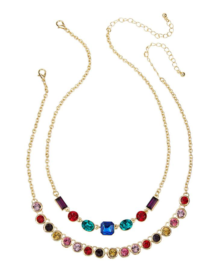 Crystal Necklaces,