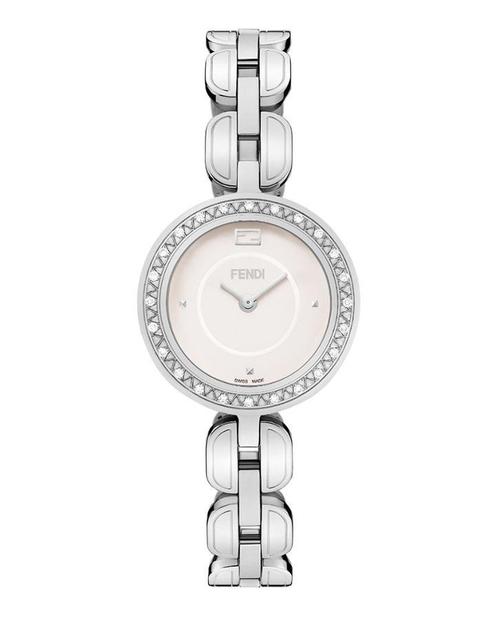 My Way 28mm Diamond Watch With Bracelet
