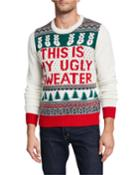 Men's This Is My Ugly