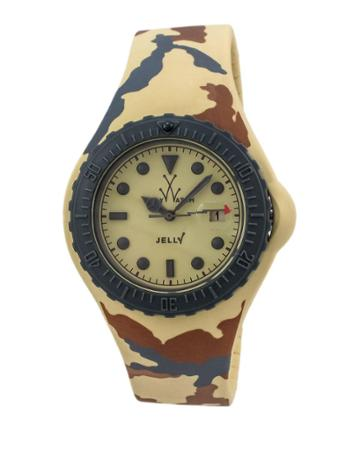 Jelly Army Sandy Camo Watch