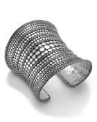 Dot Wide Cuff Bracelet,