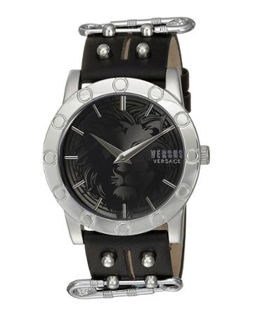 40mm Miami Watch W/ Leather