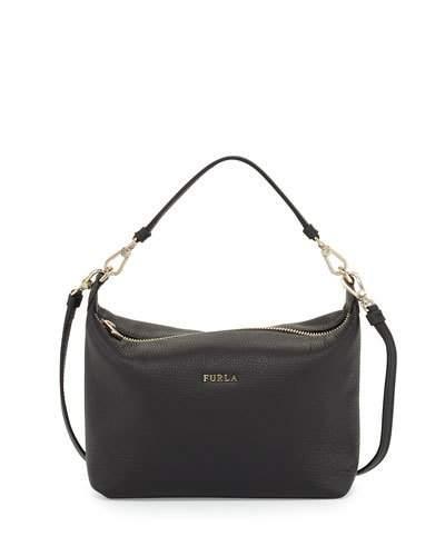 Sophie Leather Crossbody Bag