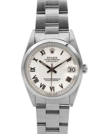 Pre-owned 31mm Datejust Oyster Automatic Bracelet Watch