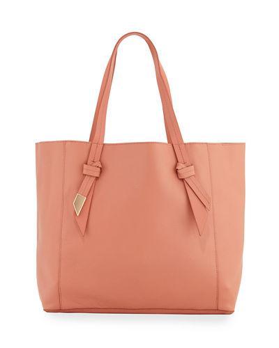 Ashlyn Leather Tote Bag