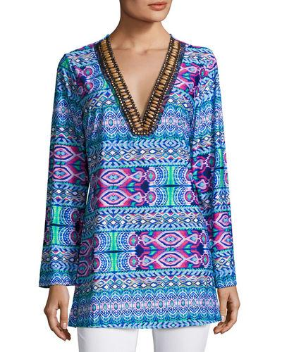 Global Perspective Tunic Coverup