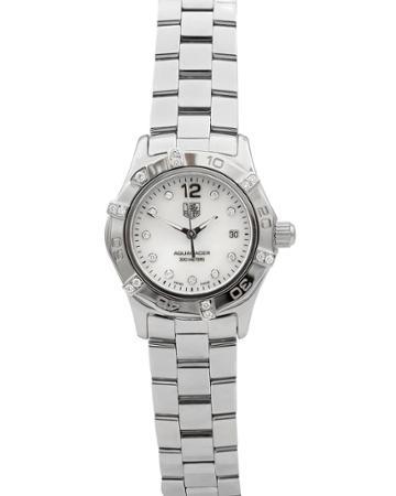 28mm Aquaracer Diamond Bracelet Watch