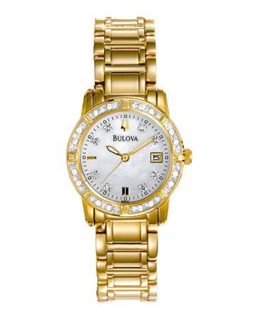 26mm Diamond Date Watch W/ Bracelet
