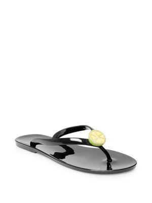 Betsey Johnson Zest Flip Flops