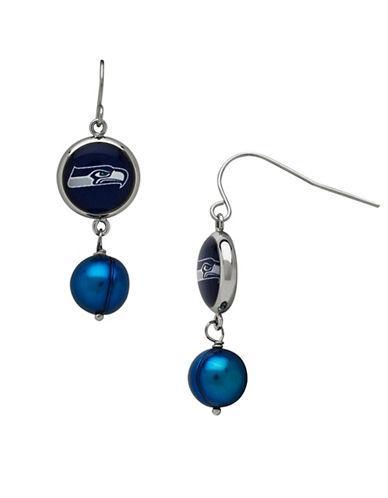 Dolan Bullock Seattle Seahawks Earrings