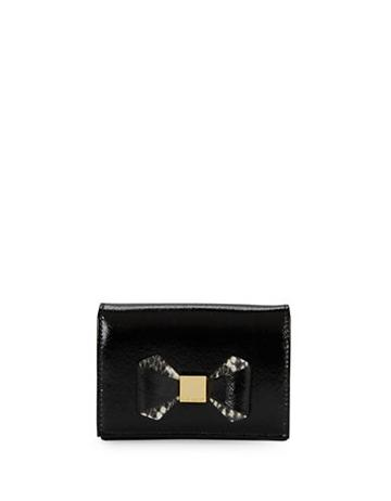 Ted Baker London Jade Bow Mini Wallet