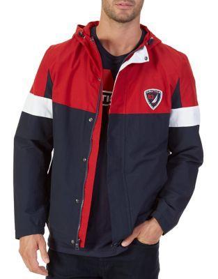 Nautica Color Blocked Jacket