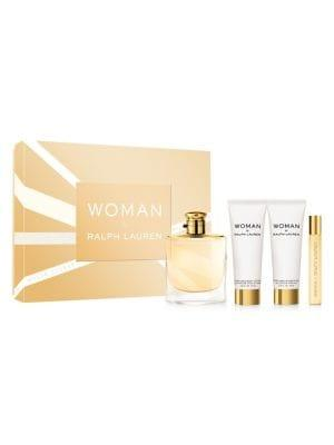 Ralph Lauren Fragrances Woman 4-piece Holiday Set