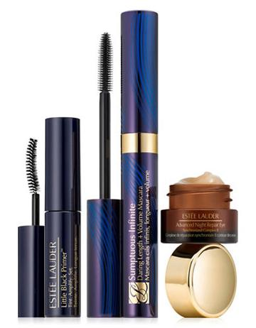 Estee Lauder Sumptuous Infinite Mascara Set- 45.00 Value