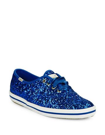 Kate Spade New York Keds For Kate Spade Glitter Sneakers