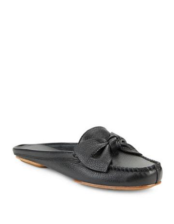 Kate Spade New York Mallory Leather Mules