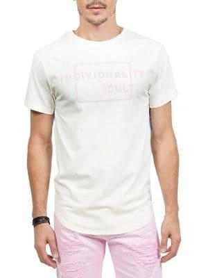 Cult Of Individuality Individuality Crewneck Tee