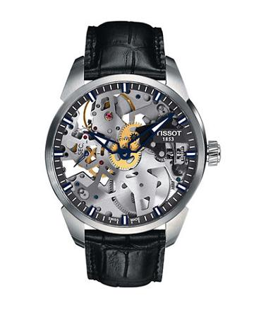 Tissot Men's T-complication Squelette Watch