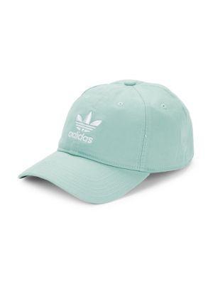 Adidas Logo Cotton Baseball Cap