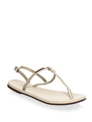 Havaianas You Riviera T-strap Sandals