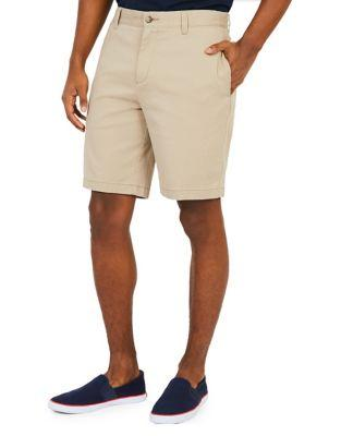 Nautica Slim-fit Flat Front Shorts